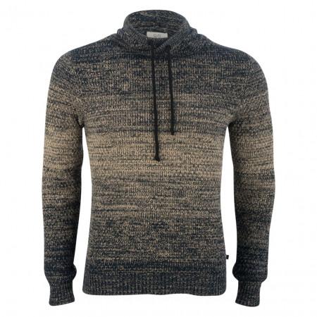 SALE % | Q/S designed by | Pullover - Regular Fit - Schalkragen | Beige online im Shop bei meinfischer.de kaufen