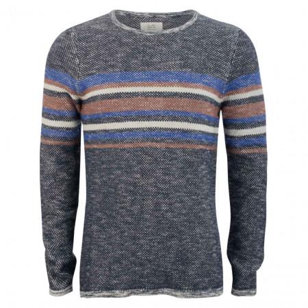 SALE % | Q/S designed by_Men | Pullover - Regular Fit - Strick | Grau online im Shop bei meinfischer.de kaufen