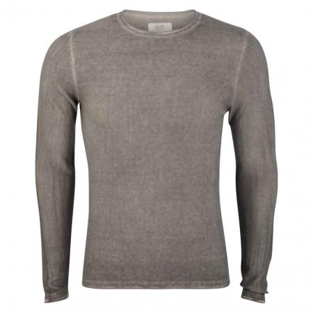 SALE % | Q/S designed by | Pullover - Regular Fit - Cold dy-Optik | Grau online im Shop bei meinfischer.de kaufen