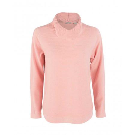 SALE % | Rabe | Pullover - Regular Fit - Rollkragen | Rosa online im Shop bei meinfischer.de kaufen