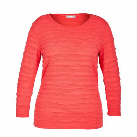 SALE % | Rabe | Shirt - Regular Fit - Applikationen | Rot online im Shop bei meinfischer.de kaufen