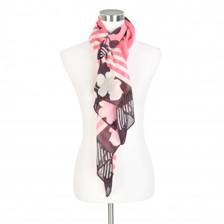 SALE % | Rabe | Schal - Muster | Rosa online im Shop bei meinfischer.de kaufen