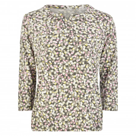 SALE % | Rabe | Shirt - Loose Fit - 3/4-Arm | Oliv online im Shop bei meinfischer.de kaufen