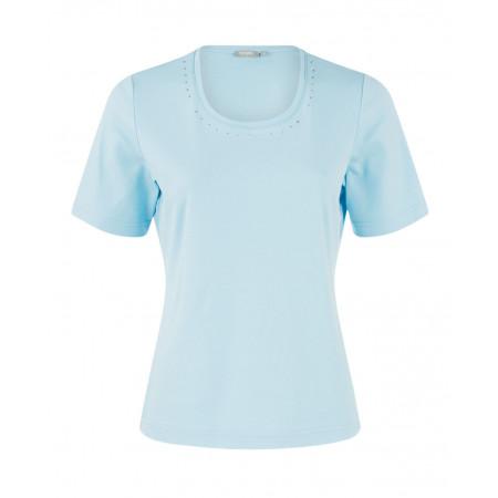 SALE % | Rabe | T-Shirt-Nietendekor | Blau online im Shop bei meinfischer.de kaufen