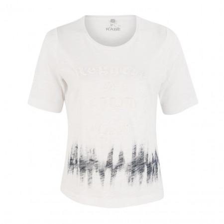 SALE %   Boss Casual   T-Shirt - oversized - Print   Weiß online im Shop bei meinfischer.de kaufen