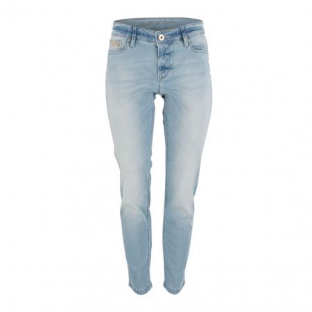SALE % | Boss Casual | Jeans - Vic  7/8 - Slim Fit | Blau online im Shop bei meinfischer.de kaufen