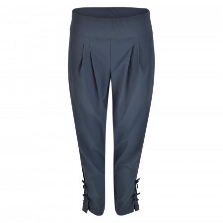 SALE %   Raffaello Rossi   Hose - Jolina 6/8 - Bundfalten   Blau online im Shop bei meinfischer.de kaufen