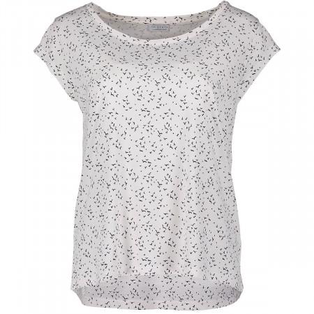 SALE % | re.draft | Bluse - Regular Fit - Minicheck | Weiß online im Shop bei meinfischer.de kaufen