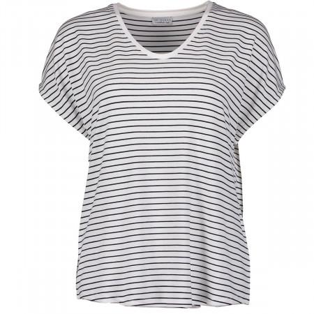SALE % | re.draft | Shirt - Regular Fit - Stripes | Weiß online im Shop bei meinfischer.de kaufen