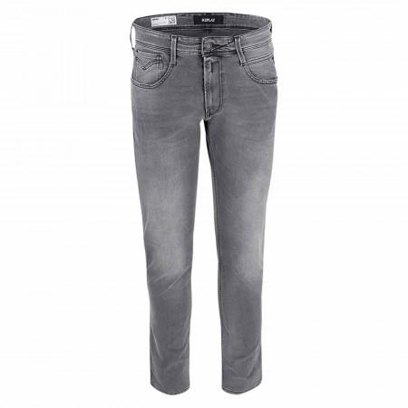 SALE % | Replay | Jeans - Slim Fit - Anbass | Grau online im Shop bei meinfischer.de kaufen