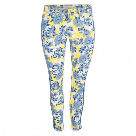 SALE % | Rich&Royal | Hose - Slim Fit - cropped | Blau online im Shop bei meinfischer.de kaufen