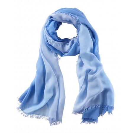 SALE % | Rich&Royal | Schal - Fransen | Blau online im Shop bei meinfischer.de kaufen
