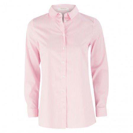 SALE %   Rich&Royal   Hemdbluse - Slim Fit - Striped   Rot online im Shop bei meinfischer.de kaufen