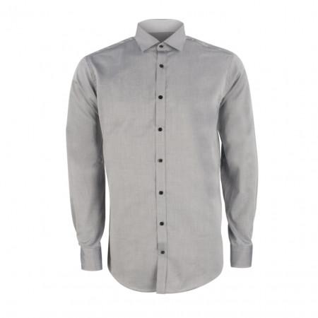 SALE % | Roy Robson | Hemd - Shaped Fit - Classic Kent | Grau online im Shop bei meinfischer.de kaufen