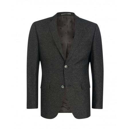 SALE % | Boss Casual | Wollsakko | Grau online im Shop bei meinfischer.de kaufen