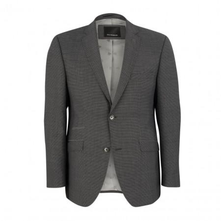SALE %   Boss Casual   Sakko - Shaped Fit - Schurwolle   Grau online im Shop bei meinfischer.de kaufen