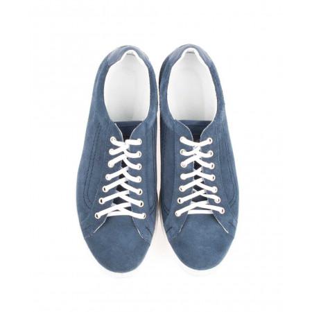 SALE % | Boss Casual | Sneaker Leder | Blau online im Shop bei meinfischer.de kaufen