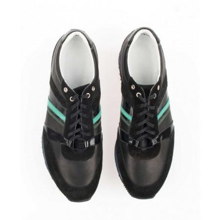 SALE % | Roy Robson | Ledersneaker | Schwarz online im Shop bei meinfischer.de kaufen
