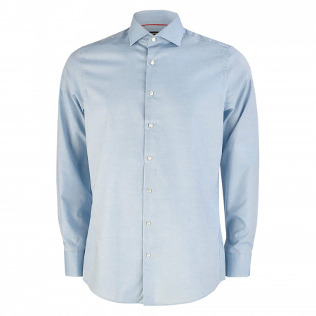 SALE % | Roy Robson | Cityhemd - Slim Fit - Haikragen | Blau online im Shop bei meinfischer.de kaufen