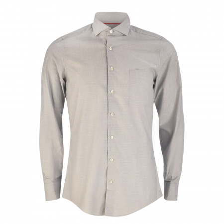 SALE % | Roy Robson | Hemd - Regular Fit - Kentkragen | Grau online im Shop bei meinfischer.de kaufen