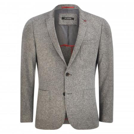 SALE % | Roy Robson | Sakko - Slim Fit - Wolle | Grau online im Shop bei meinfischer.de kaufen