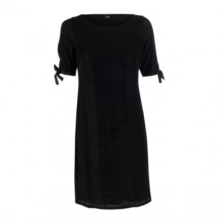 Kleid - Slim Fit - Struktur