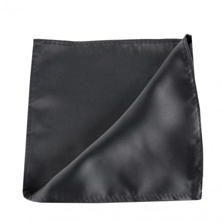 SALE % | Seidenfalter | Einstecktuch - uni | Grau online im Shop bei meinfischer.de kaufen