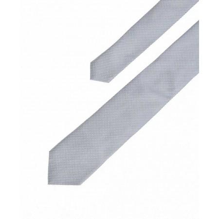 SALE % | Seidenfalter | Krawatte - Pünktchenmuster | Grau online im Shop bei meinfischer.de kaufen