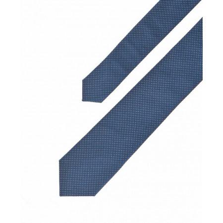 SALE % | Seidenfalter | Krawatte - Pünktchenmuster | Blau online im Shop bei meinfischer.de kaufen