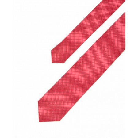 SALE % | Seidenfalter | Krawatte - Pünktchenmuster | Rot online im Shop bei meinfischer.de kaufen