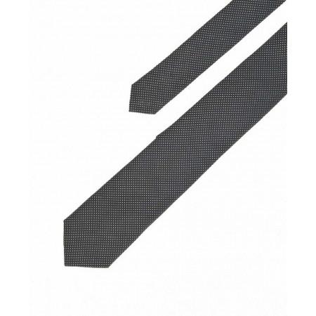 SALE % | Seidenfalter | Krawatte - Pünktchenmuster | Schwarz online im Shop bei meinfischer.de kaufen