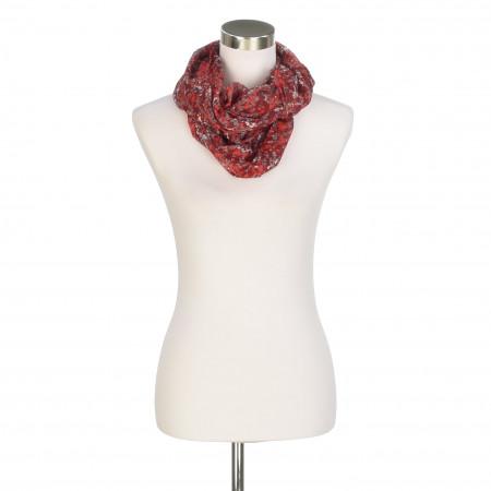 SALE % | s.Oliver RED LABEL | Loop - Muster | Rot online im Shop bei meinfischer.de kaufen