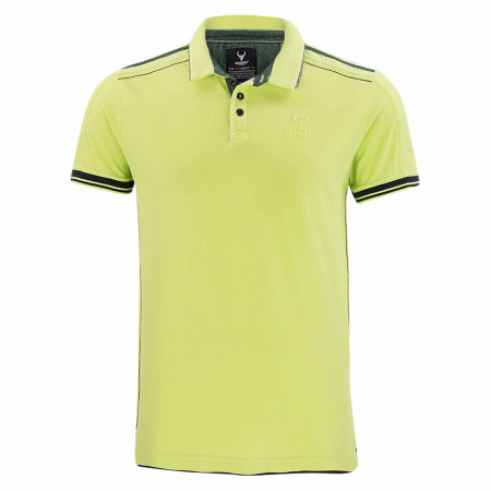 SALE % | QUESTO SAVAGE | Poloshirt - Regular Fit - 1/2-Arm | Grün online im Shop bei meinfischer.de kaufen