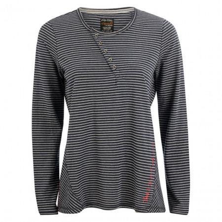 SALE % | s'questo | Shirt - Comfort Fit - Stripes | Blau online im Shop bei meinfischer.de kaufen