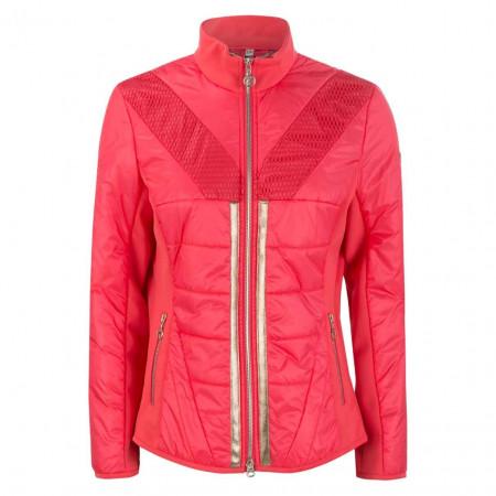 SALE % | Sportalm | Steppjacke - Regular Fit - Zipper | Pink online im Shop bei meinfischer.de kaufen