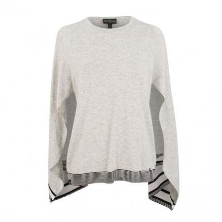 SALE % | Sportalm | Wollpullover - Eliane - Poncho-Form | Grau online im Shop bei meinfischer.de kaufen