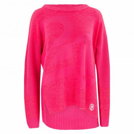 SALE %   Sportalm   Pullover - Loose Fit - Keopard   Pink online im Shop bei meinfischer.de kaufen