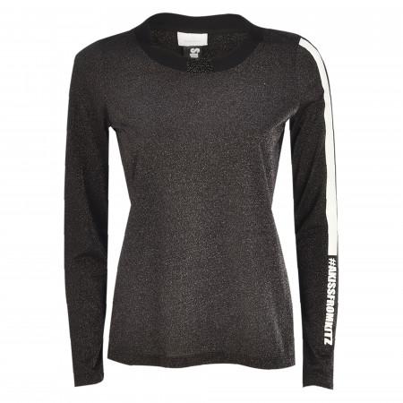 SALE %   Sportalm   Shirt - Loose Fit - Persea   Schwarz online im Shop bei meinfischer.de kaufen
