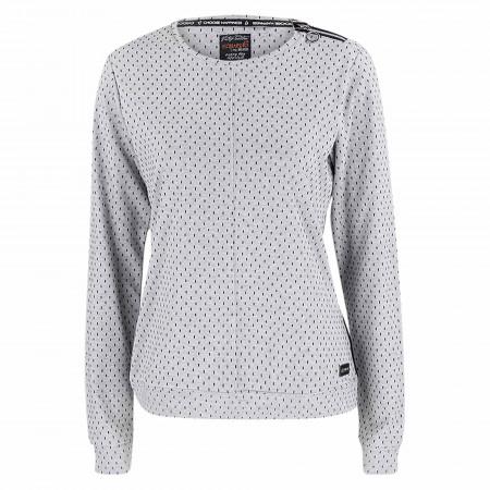 SALE %   s'questo   Leichtsweat - Regular Fit - Zip   Grau online im Shop bei meinfischer.de kaufen