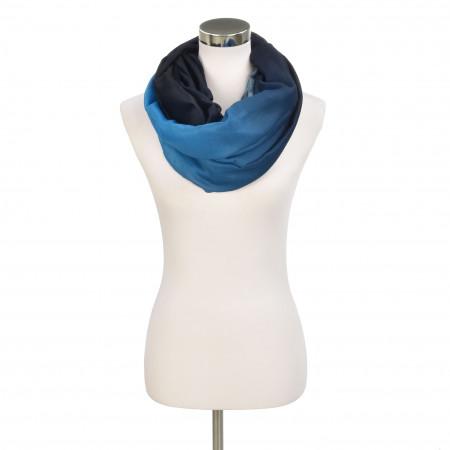 SALE % | s'questo | Loop - Muster | Blau online im Shop bei meinfischer.de kaufen