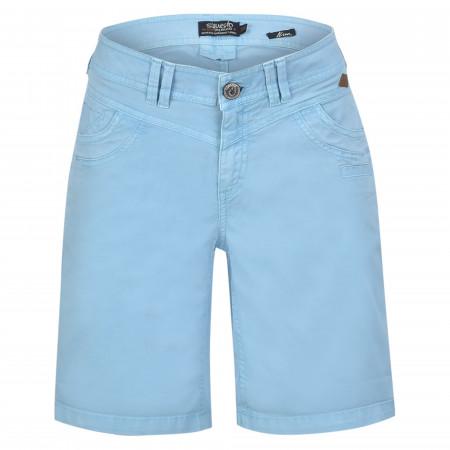 SALE % | s'questo | Shorts - Regular Fit - Nina | Blau online im Shop bei meinfischer.de kaufen