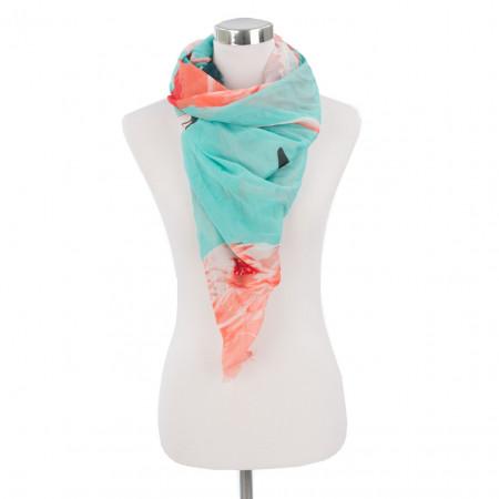 SALE % | Street One | Schal - Flamingo-Print | Bunt online im Shop bei meinfischer.de kaufen