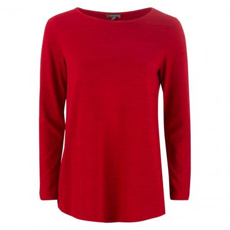 SALE % | Street One | Shirt - Regular Fit -  Larina | Rot online im Shop bei meinfischer.de kaufen