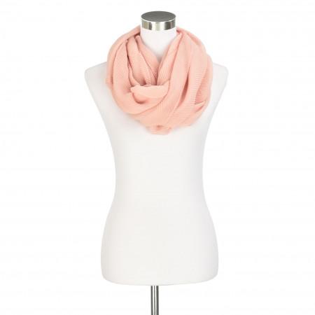 SALE % | Street One | Plisseeschal - unifarben | Rosa online im Shop bei meinfischer.de kaufen