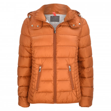 SALE % | Street One | Steppjacke - Loose Fit - Vilma | Orange online im Shop bei meinfischer.de kaufen