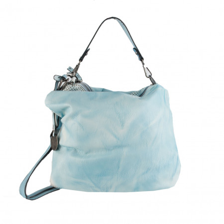 SALE % | Boss Casual | Tasche - Roxy 10540 - Leder-Optik | Blau online im Shop bei meinfischer.de kaufen