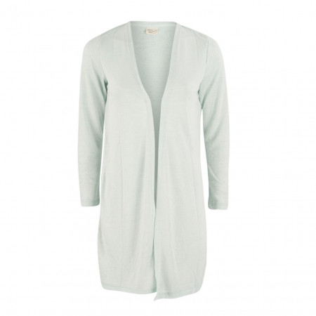 SALE % | Boss Casual | Cardigan - fitted  - unifarben | Grün online im Shop bei meinfischer.de kaufen