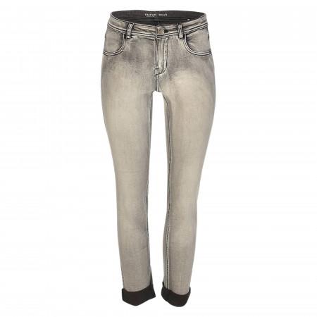 SALE % | Taifun | Jeans - Skinny Fit - Stretch | Grau online im Shop bei meinfischer.de kaufen