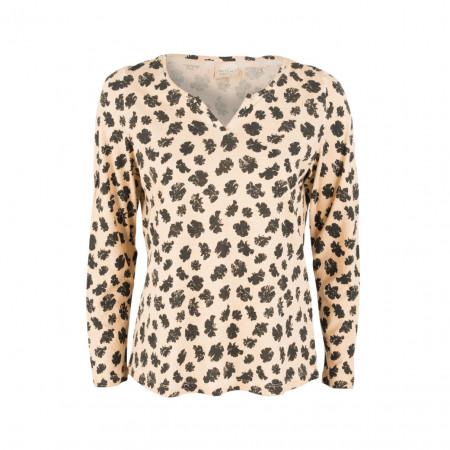 SALE % | Boss Casual | Shirt - Regular Fit - Floralprint | Beige online im Shop bei meinfischer.de kaufen