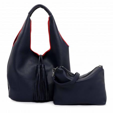 SALE %   Emily & Noah   Tasche -Eva   Blau online im Shop bei meinfischer.de kaufen